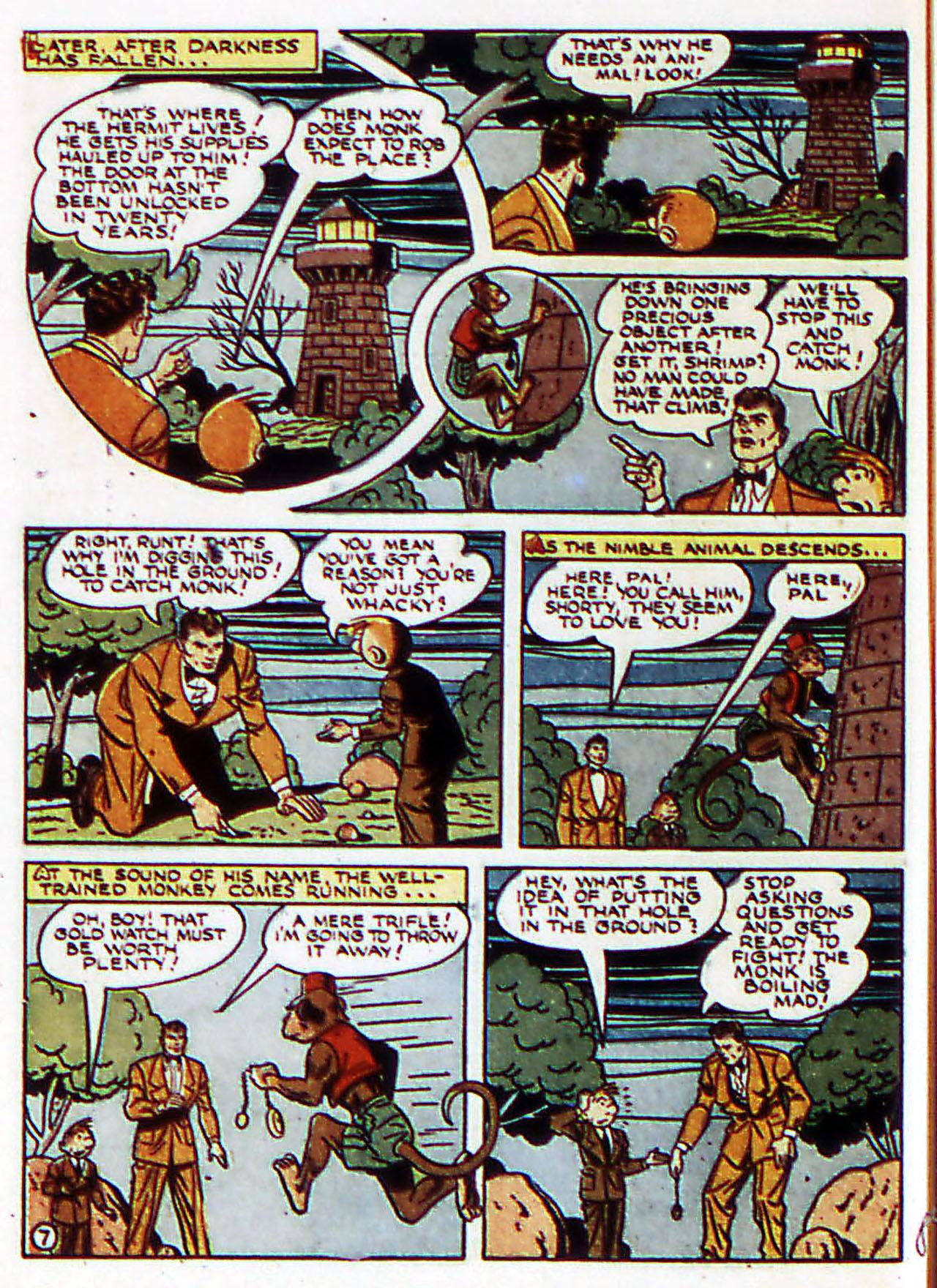 Read online Detective Comics (1937) comic -  Issue #72 - 65