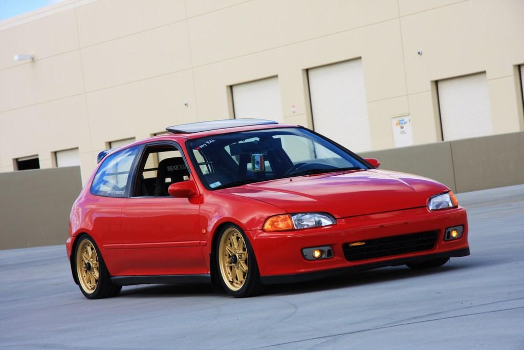 Tuning Encyclopedia: Honda civic d16z6 turbo DIY