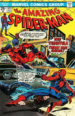 Amazing Spider-Man #147, the Tarantula