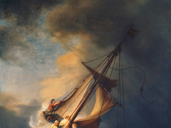 Free Art History Curriculum: Rembrandt