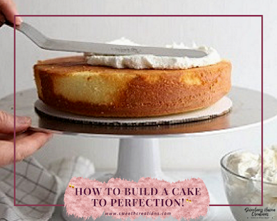 6. ASSEMBLE A LAYER CAKE