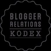 Blogger Relation Kodex