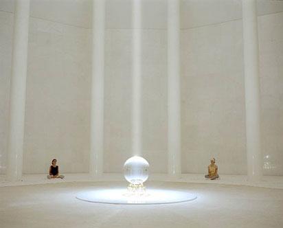 Where Are The Boyd S Auroville The Matrimandir Amp New