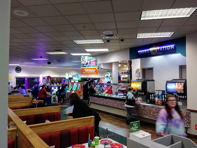 @ChuckECheese has a Whole New Look, New Games, and New Ways to Play!