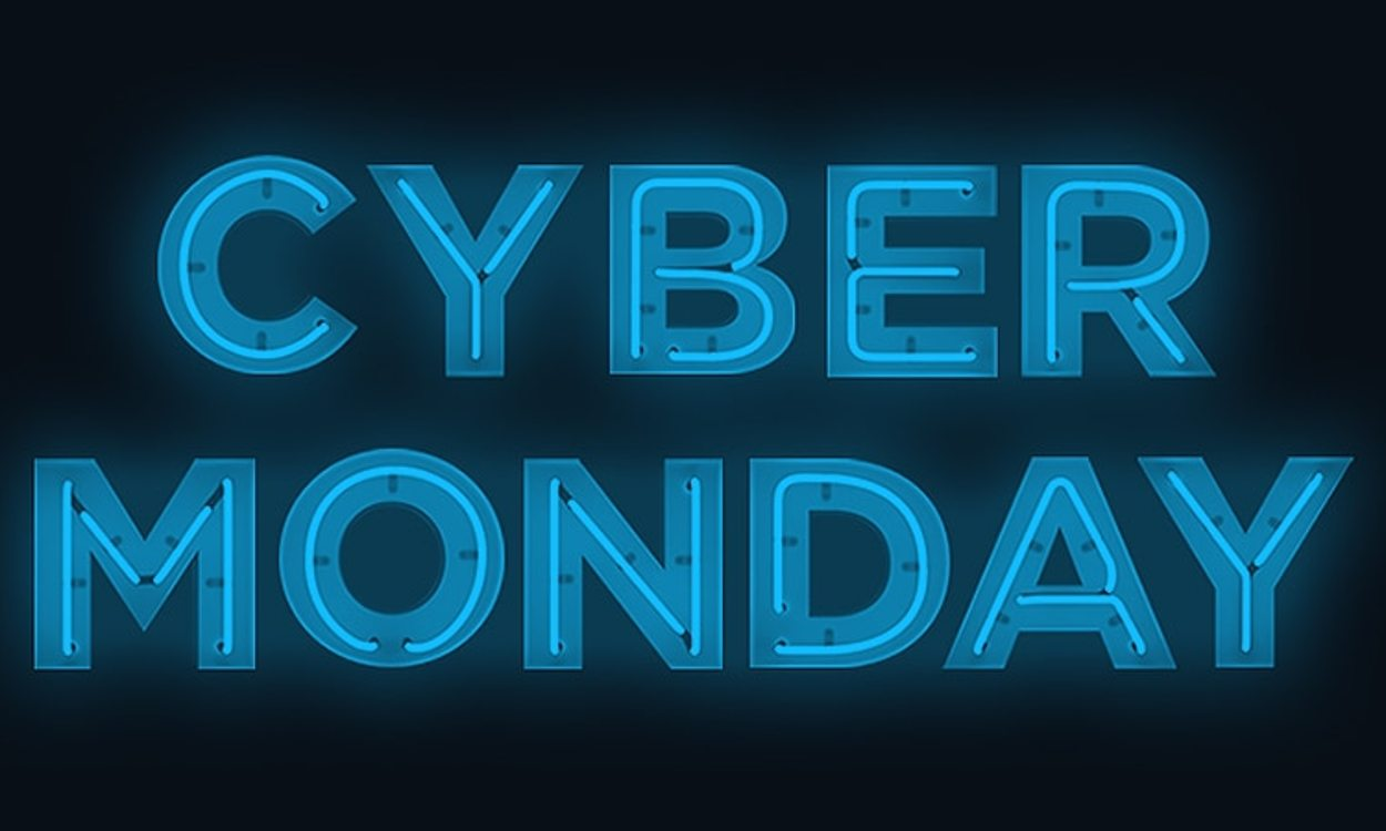 apple cyber monday 2018 the first deals on iphone macbook and ipad madd apple news. Black Bedroom Furniture Sets. Home Design Ideas