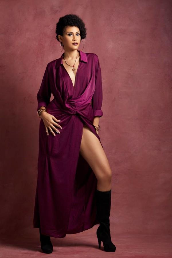 Actress Sonia Ibrahim