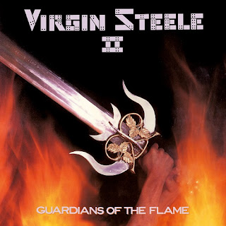"Ο δίσκος των Virgin Steele ""Guardians of the Flame"""