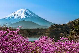 гора Фудзи, Япония