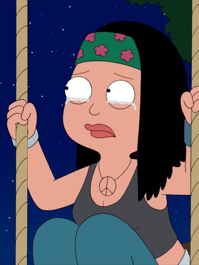 American Dad - Season 9 Episode 18: Lost in Space