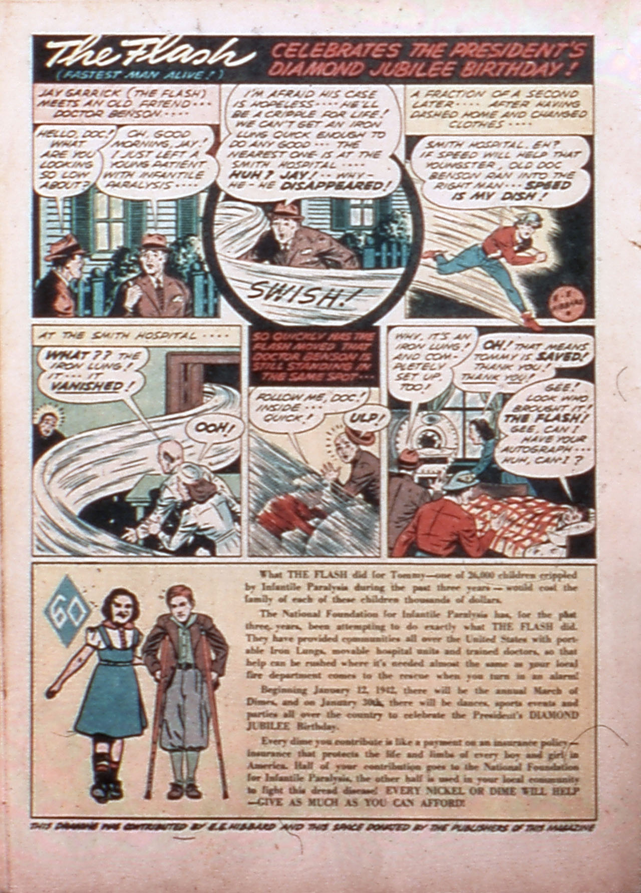 Read online All-Star Comics comic -  Issue #9 - 32