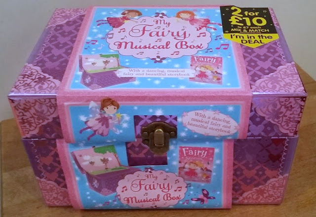 The Works My Fairy Musical Box