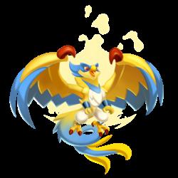 imagen del noble dragon animosidad