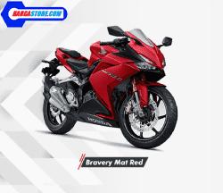 Honda CBR250RR ABS Bravery Mat Red