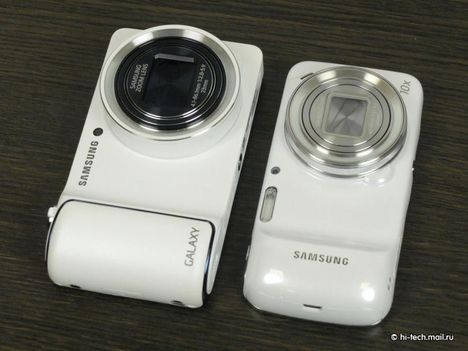 Samsung, Android Smartphone, Smartphone, Samsung Smartphone, Samsung Galaxy S4 Zoom, Galaxy S4 Zoom, Samsung Galaxy Camera, GALAXY Camera