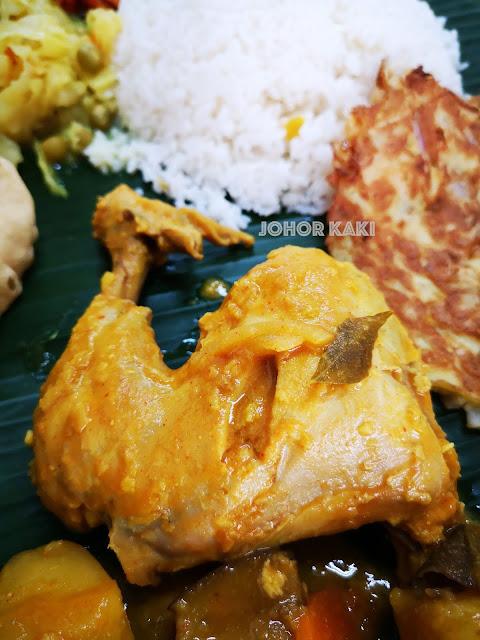 Chicken Dalcha @ Barakath Restaurant Dalhousie Lane