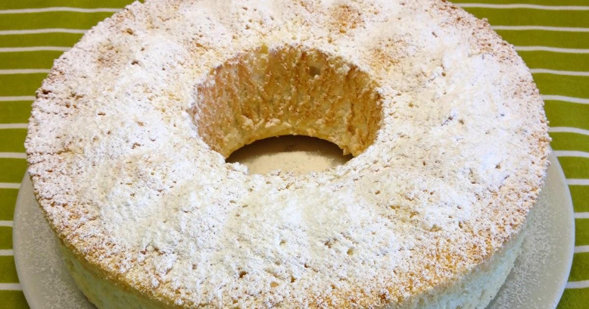 Angel Cake Ricetta Montersino