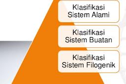 Macam-Macam Sistem KLASIFIKASI Lengkap