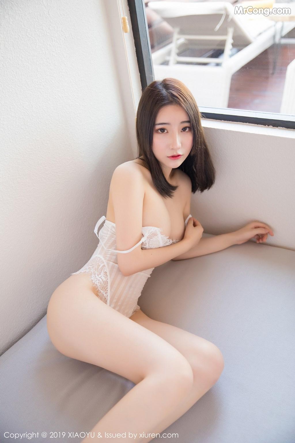 Image XiaoYu-Vol.147-Cherry-MrCong.com-017 in post XiaoYu Vol.147: 绯月樱-Cherry (66 ảnh)