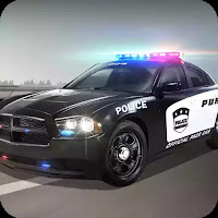 Police Car Chase  Mod Apk (Free Upgrade Car / Weapon)