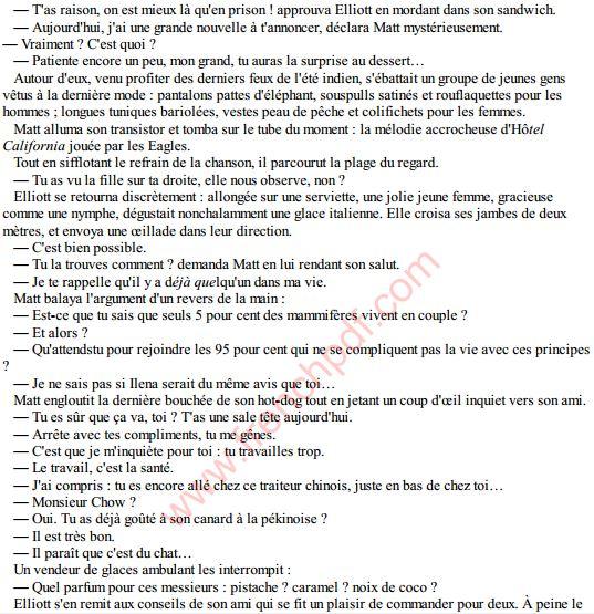 Roman: Seras-tu là? en pdf par Guillaume Musso à télécharger gratuitement