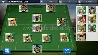 Team Management Dream League Soccer