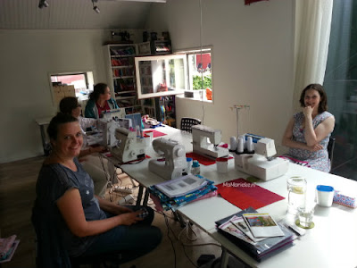 workshop Sofilantjes en MaMarieke