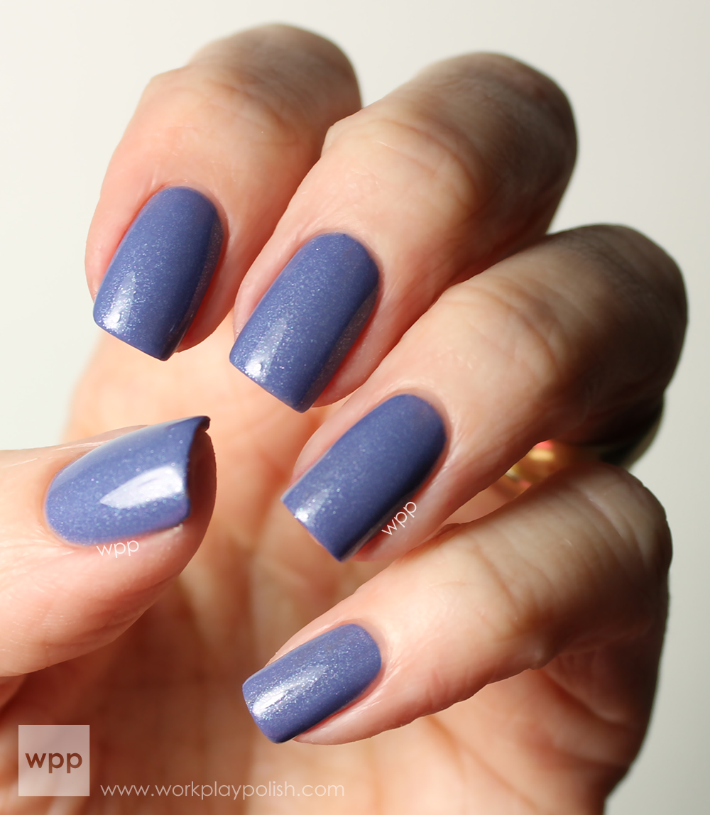 Essie Smooth Sailing (work / play / polish)