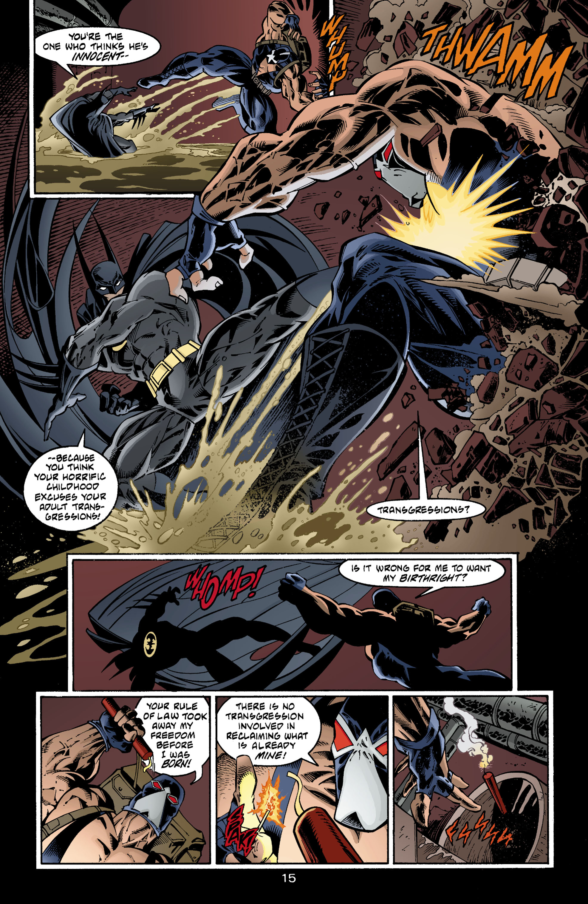 Detective Comics (1937) 736 Page 14