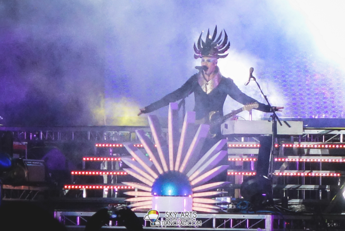 Empire of the Sun @ Good Vibes Festival