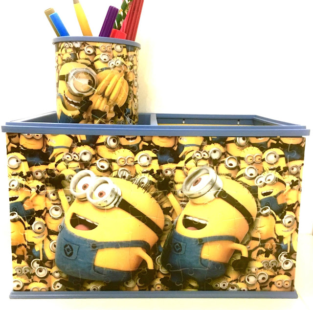 7 Things To Do This Month – November - make 3d despicable me jigsaws
