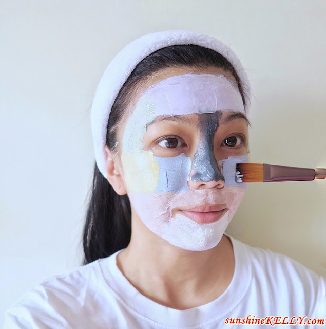Multi Masking 101: innisfree new Jeju Volcanic Color Clay Masks