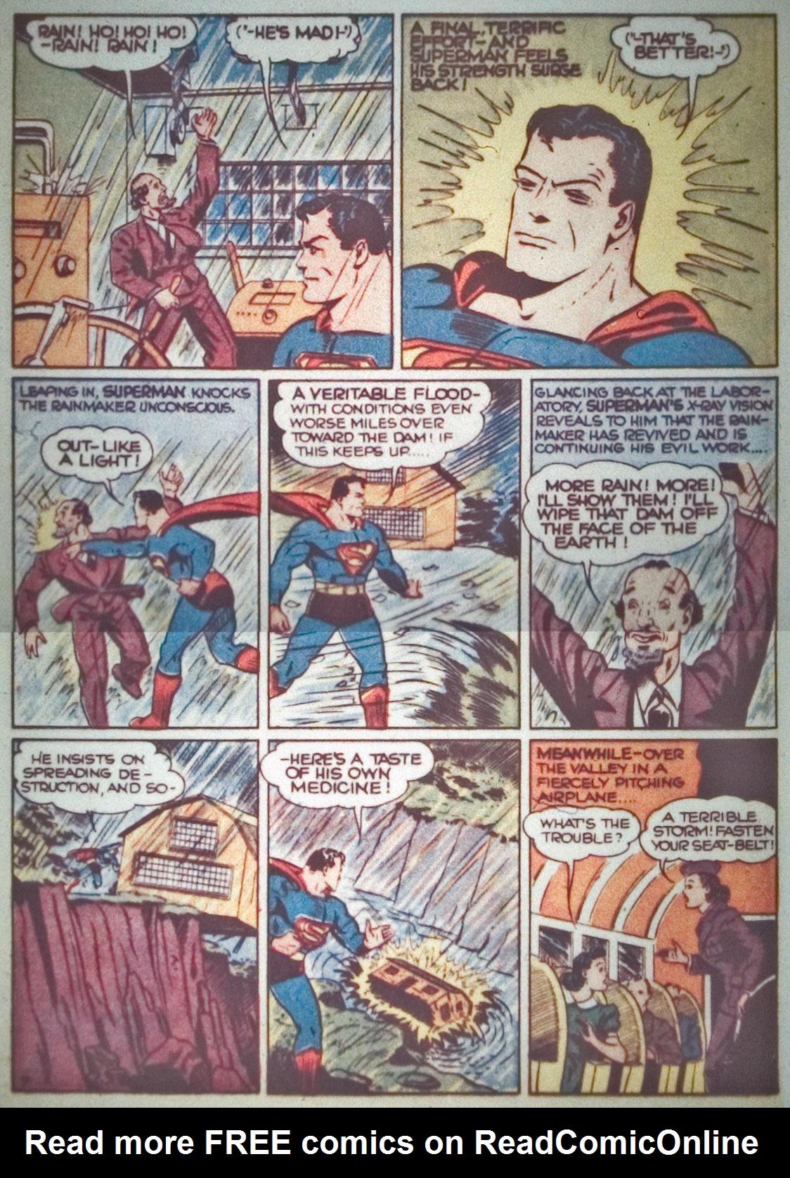 Read online World's Finest Comics comic -  Issue #1 - 11