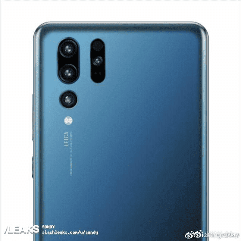 Huawei flagship P series will be unveiled at the end of March!