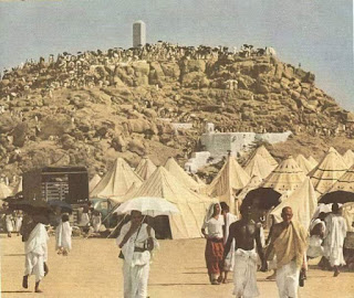 oldest photo of Makkah Hajj
