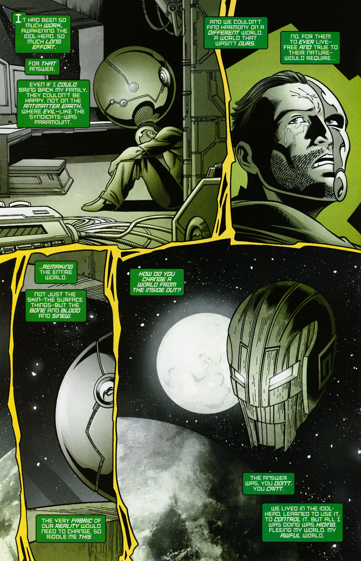 Read online Trinity (2008) comic -  Issue #35 - 13