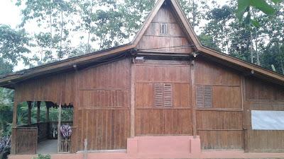 Rumah Joglo_mitra gunung pancar
