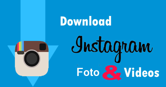 cara download video fb dan instagram