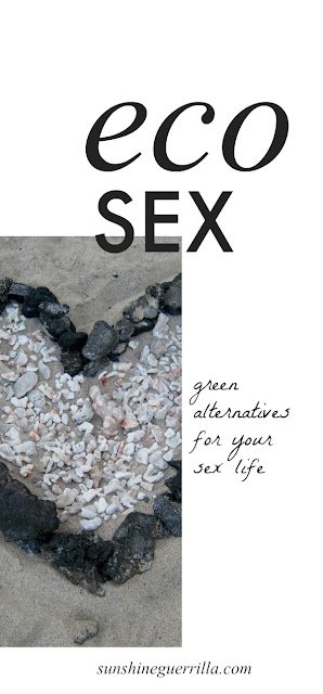 eco-friendly sex green alternatives for your sex life