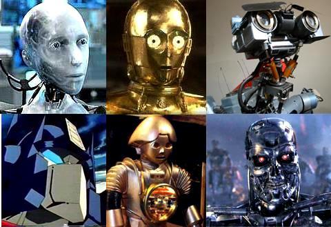 Foto de Robots