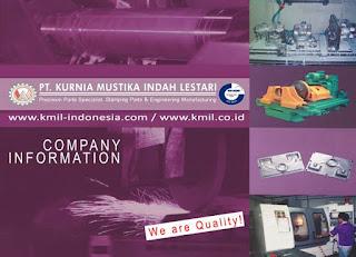 Informasi Loker Jakarta PT Kurnia Mustika Indah Lestari Cengkareng