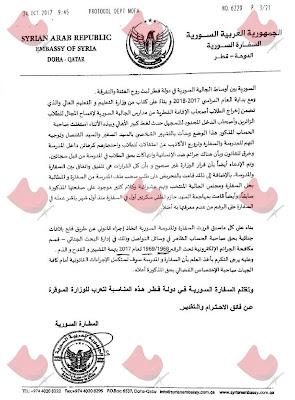 """الطبال """"نزار الحراكي"""" سفير الإئتلاف في دولة """"قطر"""" بقلم أ.""""محمد السمان"""" .. بعد تسريب وثائق من سفارة الدف المكسور !! Images-watermark-%25282%2529-001"""