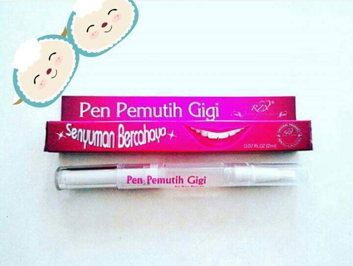 Secret Beauty and Health  PEN PEMUTIH GIGI RZN f1f2616836
