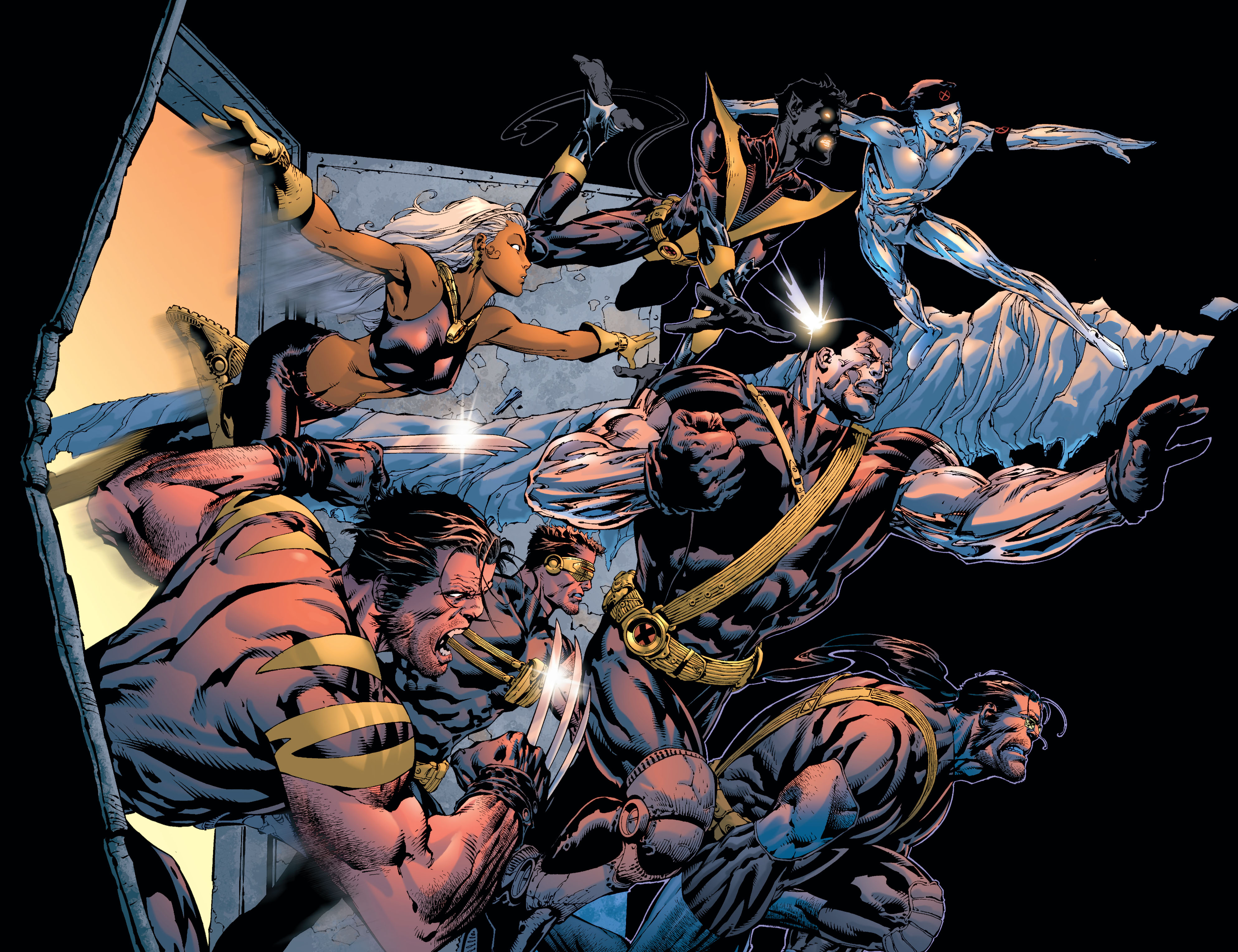 Read online Ultimate X-Men comic -  Issue #39 - 12