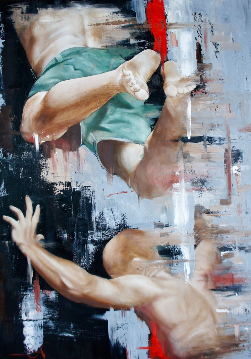Paintings by Andrea Solaja from Italy.