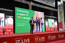 """من خلال مشاركتها في مؤتمر """"IT Live"""" شركة """"كريم"""" تواصل عملها كقوة ملهمة ومحفزة للشباب الرياديين"""