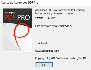 Ashampoo PDF Pro imagenes hd