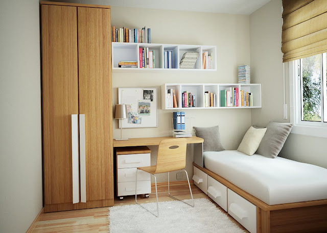 how to design your bedroom - 5 small interior ideas