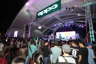 OPPO F1 Music Festival Celebrates Talents in the Local Scenes