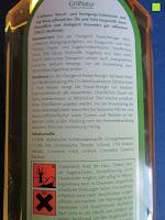 Gefahrensymbol: GrüNatur Gesundheitsapotheke - Orangenöl Power-Reiniger