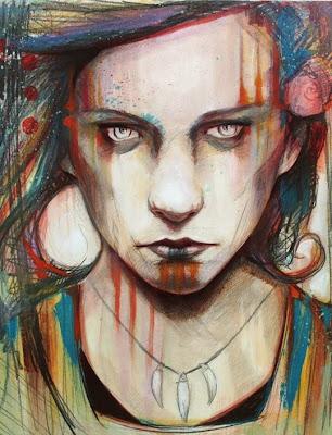 arte de mujeres malas